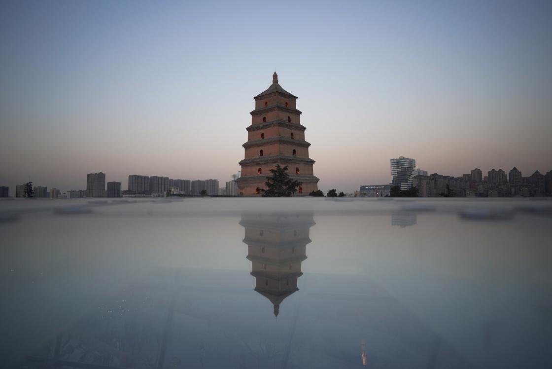西安:大雁塔商圈焕发活力