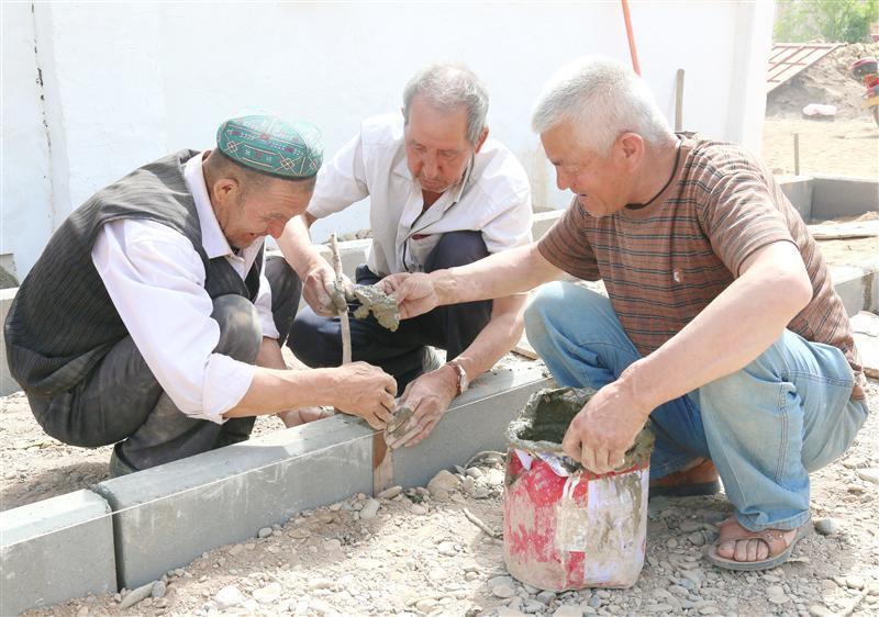 建设美丽家园 助力乡村振兴