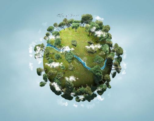 锄禾网——关注世界地球日